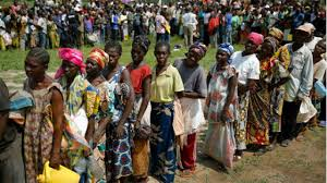 Nigeria's military frees 593 people cleared of Boko Haram ties
