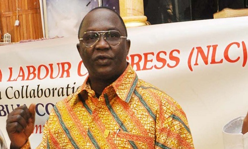 NLC kicks against sale of national assets