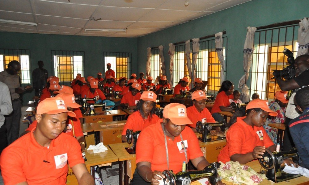 Image result for Empowerment programme in Osu n