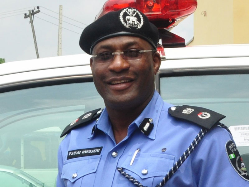 'Download the smart police app to report a case immediately'- CP Owoseni
