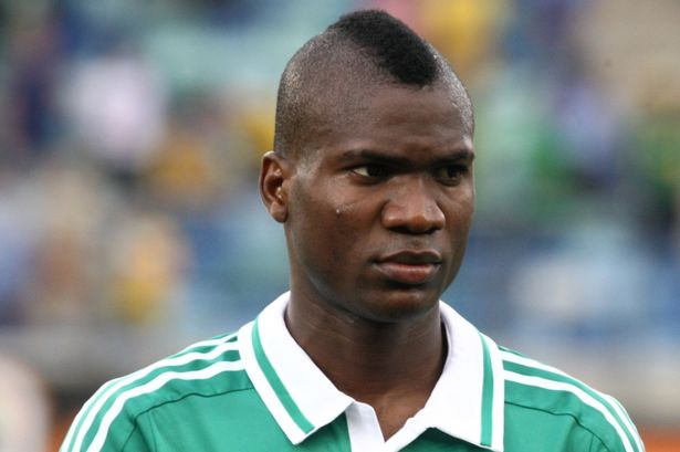 Eagles: Ideye unhappy over substitution