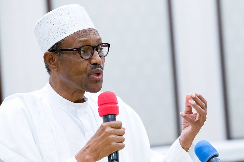 Buhari charges ministers to work harder
