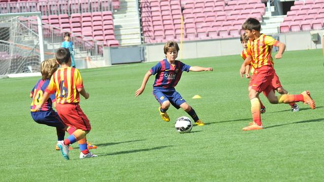 FC Barcelona Academy begin training in Lagos