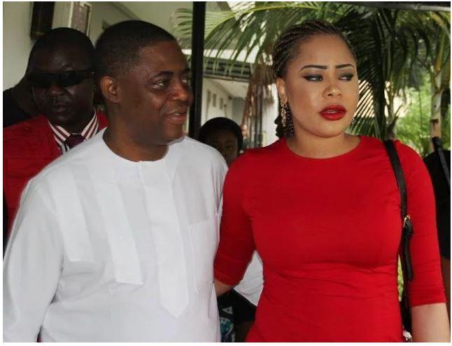 'How EFCC rough handled me' – Fani Kayode's wife