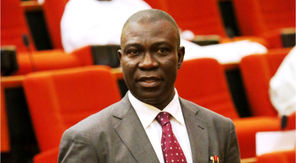Sullivan Chime Neglected my People for 8 Years – Ike Ekweremadu