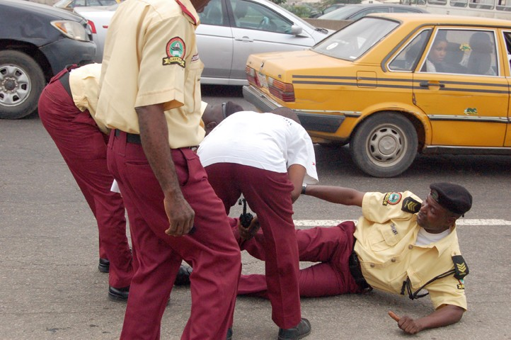 Thugs storm LASTMA office, injure 4 – Officials