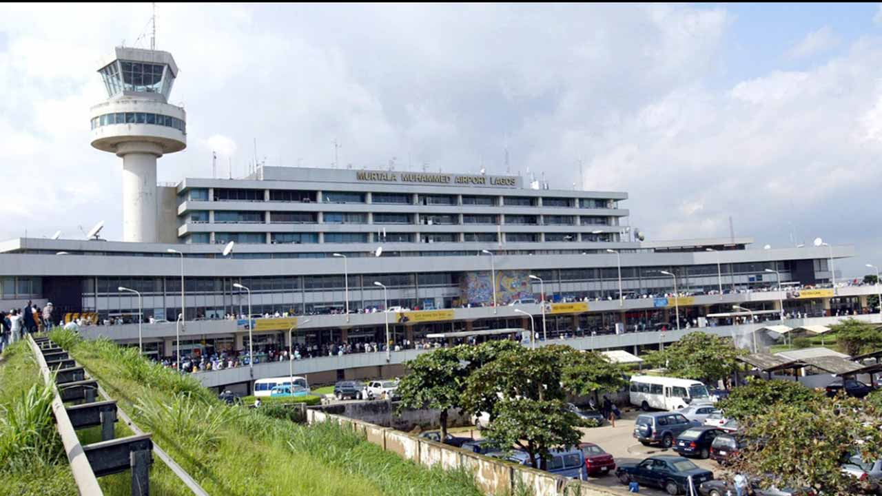 Fire outbreak at Lagos airport disrupts operations