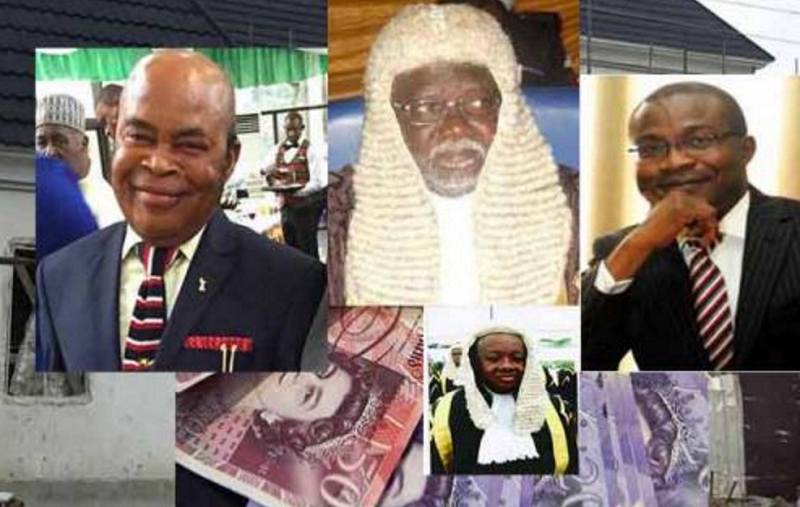 DSS releases arrested judges on administrative bail