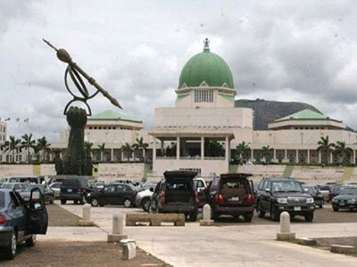 National Assembly hands 20 points resolution to Buhari