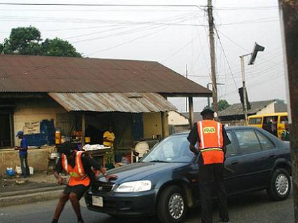 Any policeman checking vehicle particulars, on illegal duty–AIG