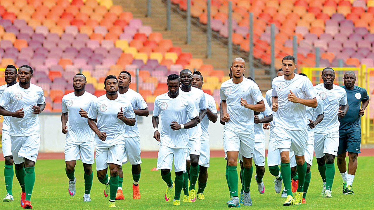 NFF plans Ivory Coast friendly for Eagles