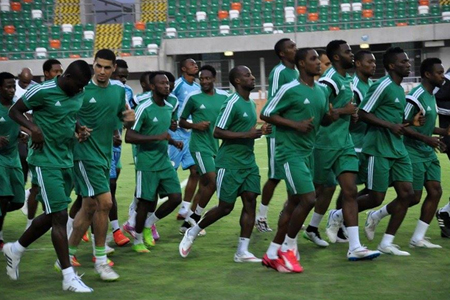 NFF to hike ticket price for Algeria clash
