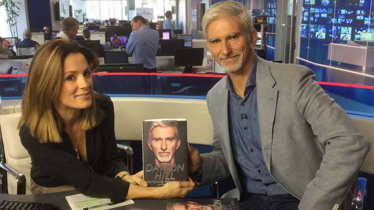 Damon Hill opens up on his F1 career, the death of Ayrton Senna