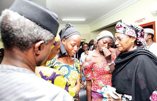Freed Chibok Schoolgirls: UN Secretary-General, Ban Ki-Moon commends Nigeria