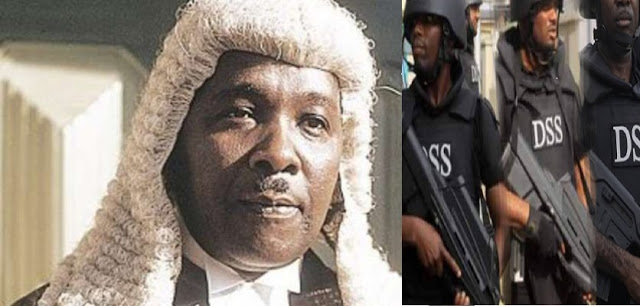 Justice Ademola withdraws from Dasuki's trial