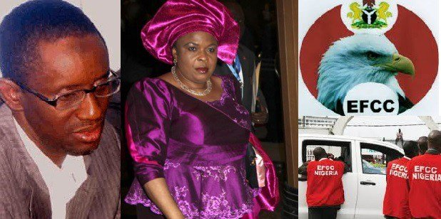 Patience Jonathan Files Case Against EFCC