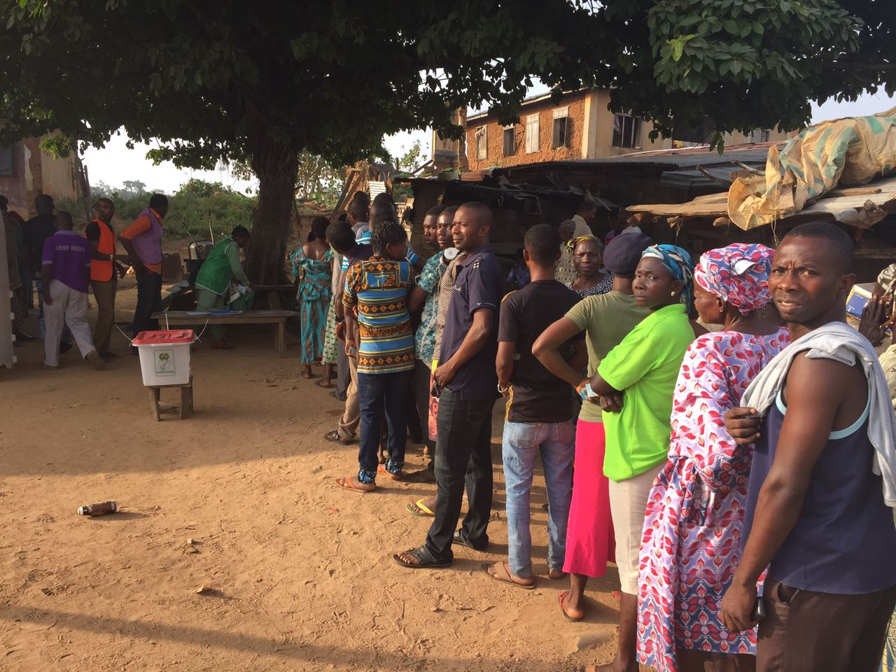 Voters laud INEC's preparation for Ondo Poll