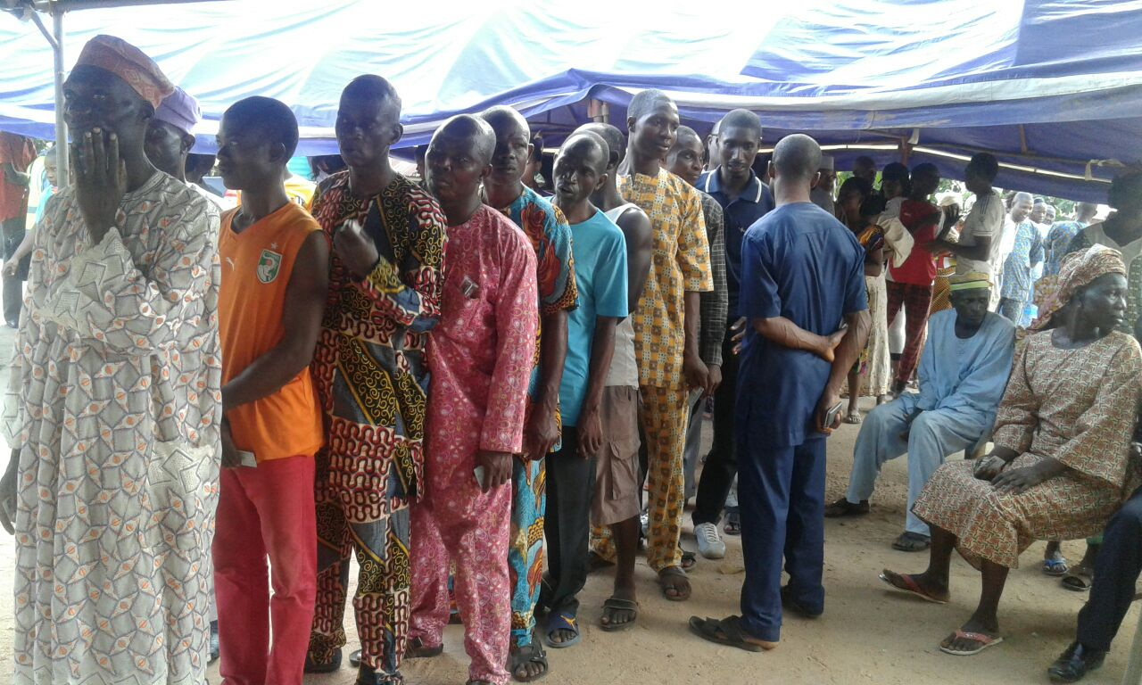 Ondo Guber poll records large turn out Akure South