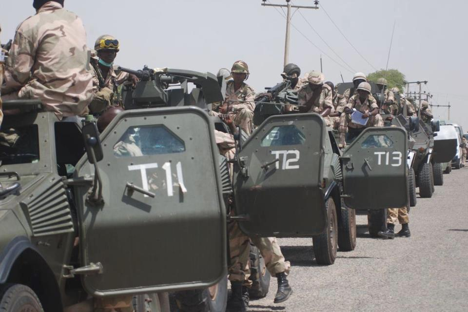 Adamawa tightens Security in border towns