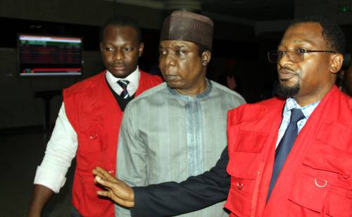 EFCC Re-arraigns Omokore, Diezani and Others