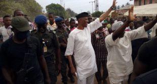 Akoko South-East donates vehicle to Oke Campaign Organisation