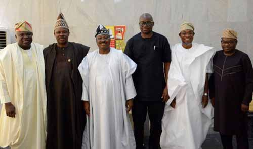 Southwest Governors call for promotion of Yoruba heritage