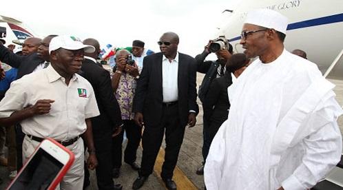 Buhari in Edo on two-day working visit