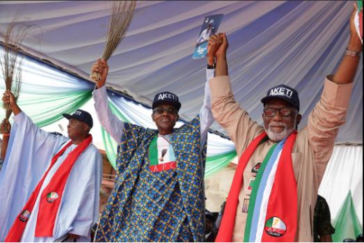 Ondo APC primary transparent – Buhari