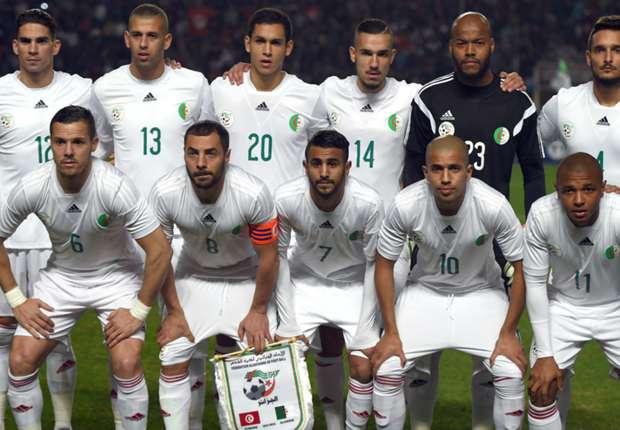 Algeria invite 6 more players to face Eagles