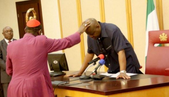 Governor Wike declares 3 days fasting for Rivers rerun