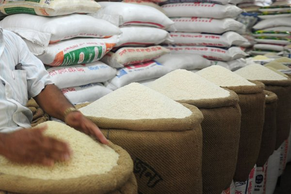 Western marine command intercepts 941 bags of rice