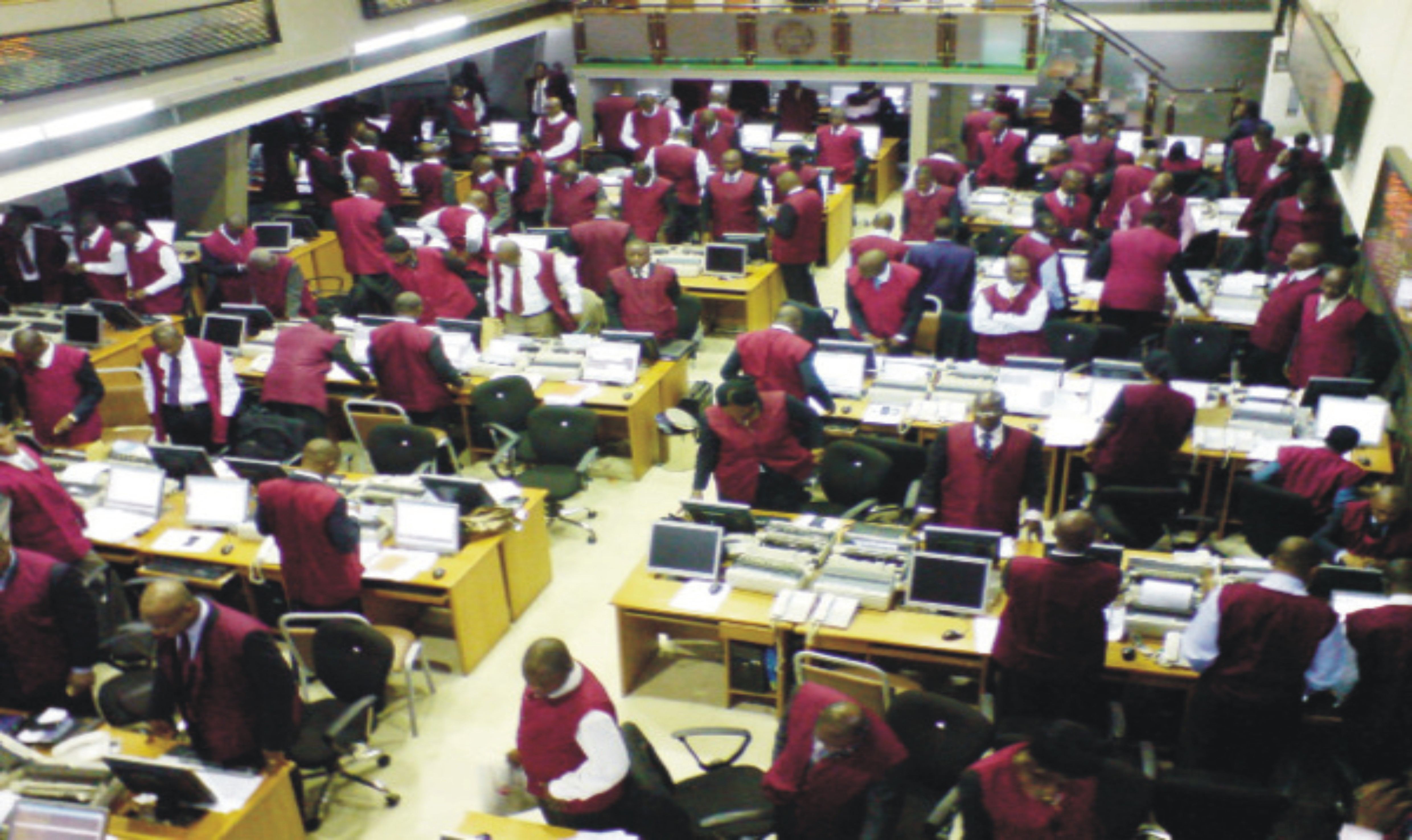Equities market moves closer to 3-year high