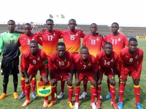 Ghana U-17 to camp in Nigeria ahead of AFCON