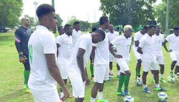 Int'l friendlies: More players arrive Super Eagles camp in London