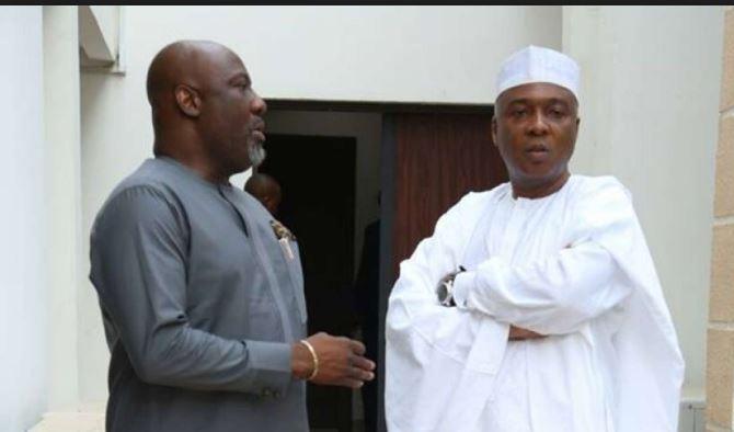 Senate to investigate Dino Melaye over allegations