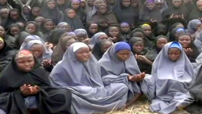 BREAKING : More than 80 Chibok girls released by Boko Haram
