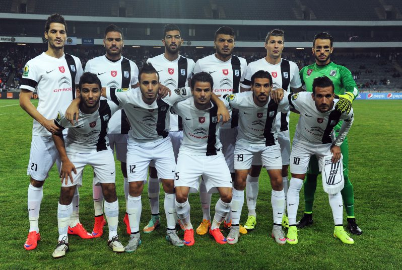 Confederations Cup : Sfaxien through to group phase