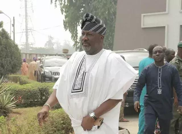 Dino Melaye files appeal challenging High Court ruling on his recall process