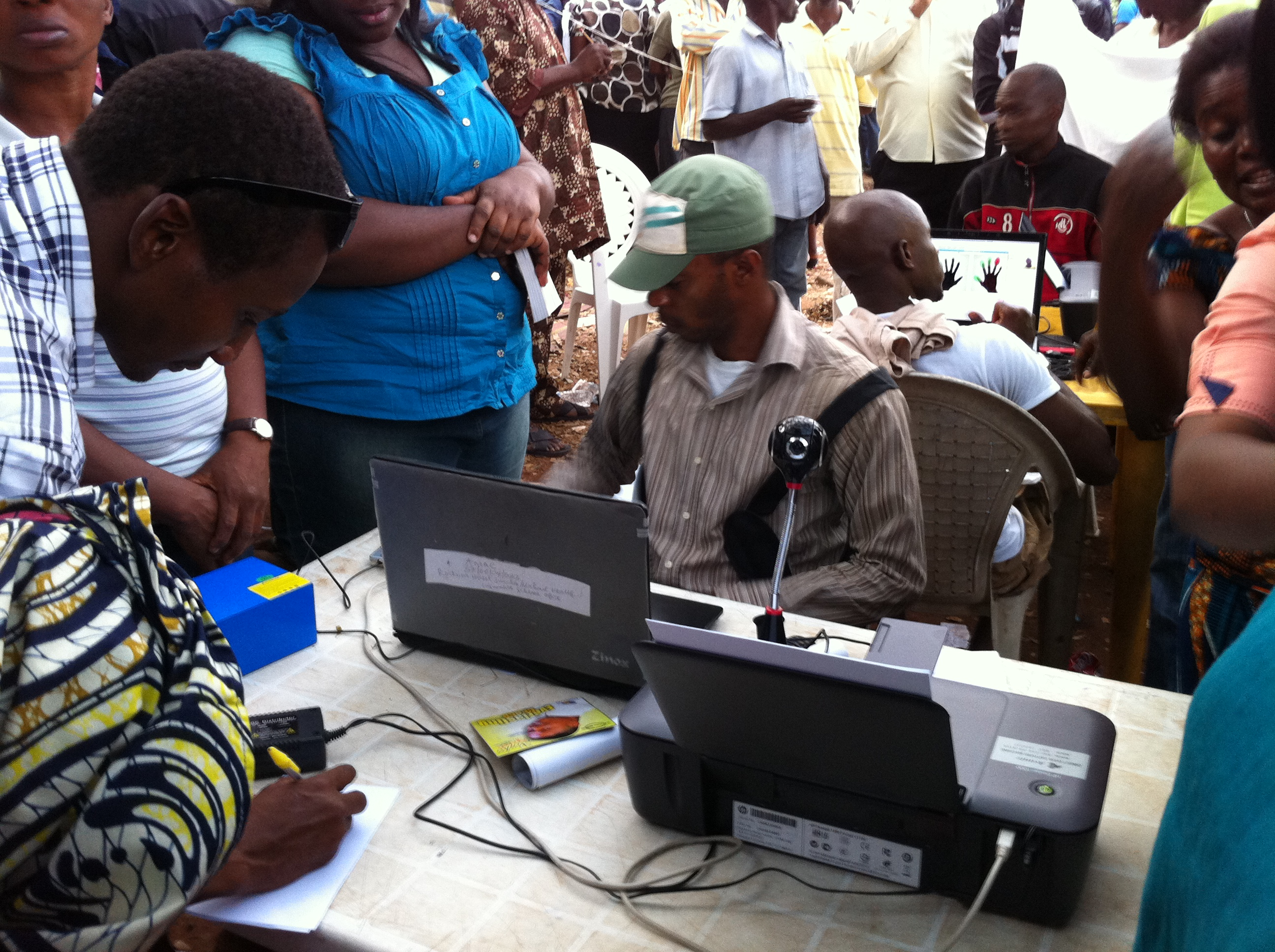 INEC: Abuja residents seek to to be captured in CVR exercise