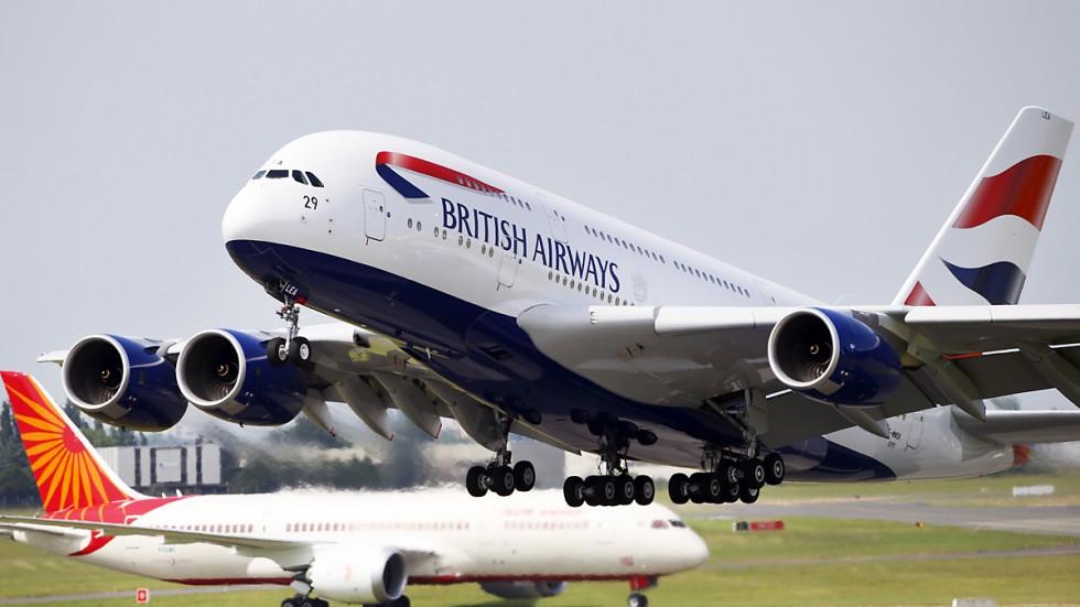 1, 400 British Airways cabin staff to commence strike July 1