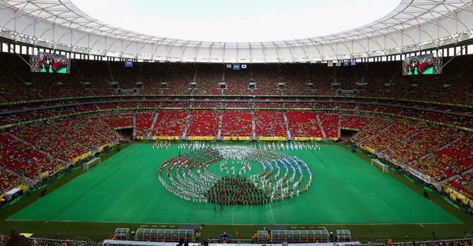 2017 Confederations Cup begins with colourful opening ceremony