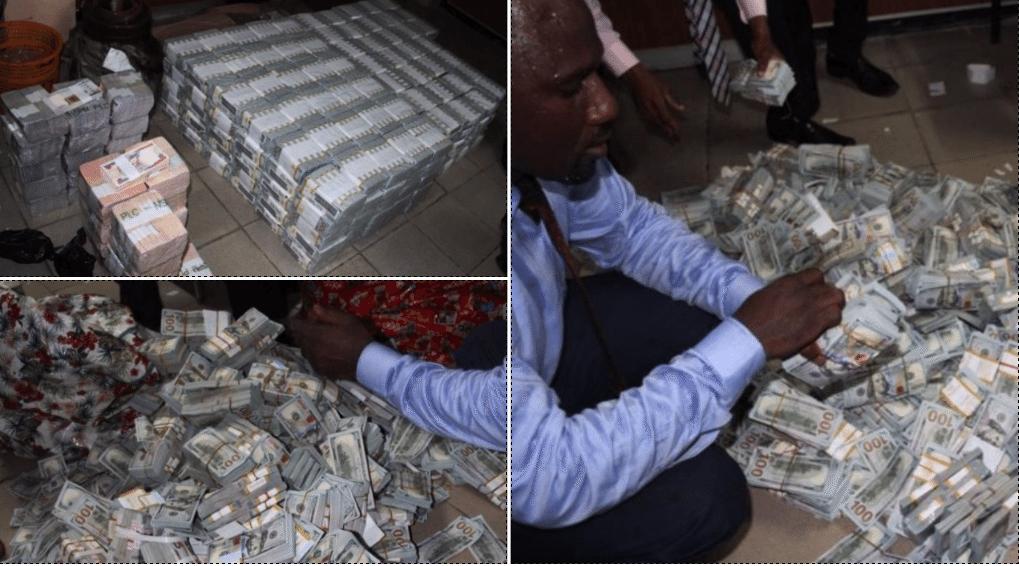 N13bn Ikoyi cash haul : Adeosun assures whistleblower will be paid soon
