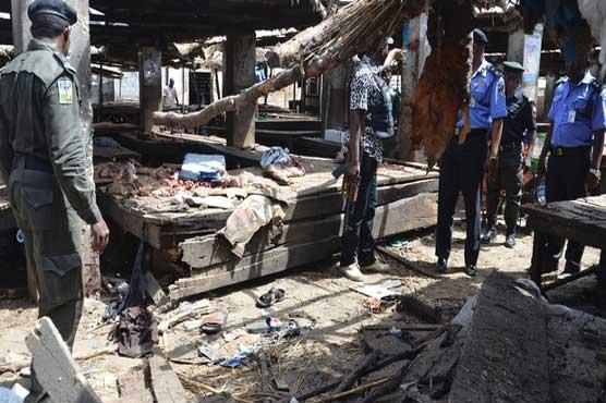 16 killed, 30 injured as suicide bombers attack Dalori in Maiduguri