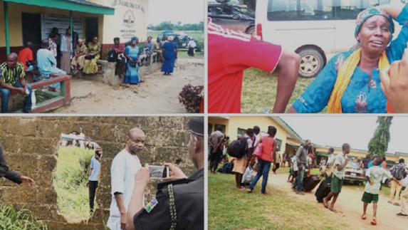 BREAKING : Six kidnapped students of Igbonla Model school, Epe, released