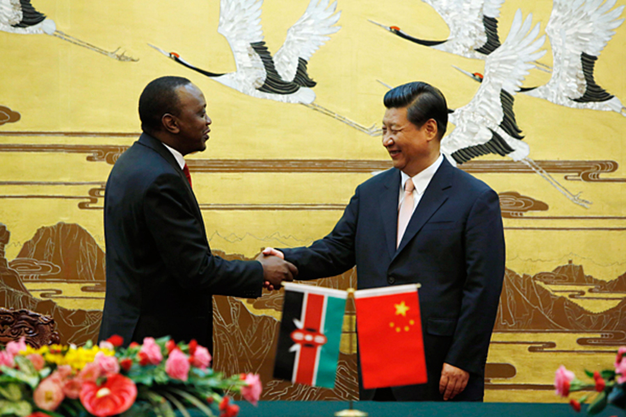China to help Kenya build industrial belt along Mombasa