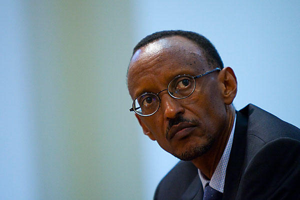 Rwanda's ruling party picks Kagame as presidential candidate