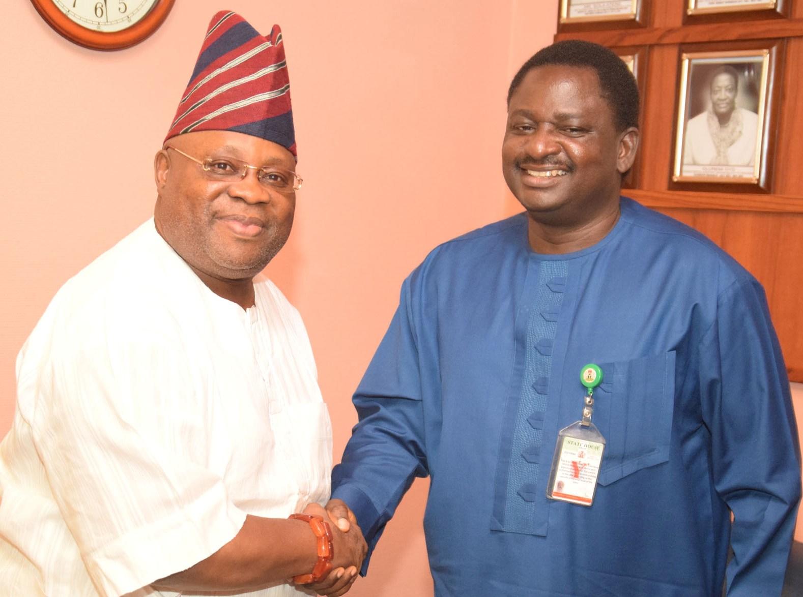 Senator Adeleke's victory another high score for democracy – Adesina