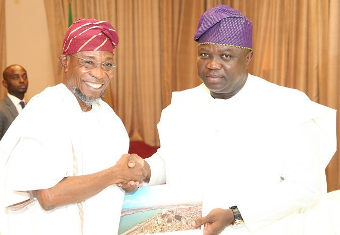 Why Ambode is 'Governor-General of Nigeria' – Aregbesola