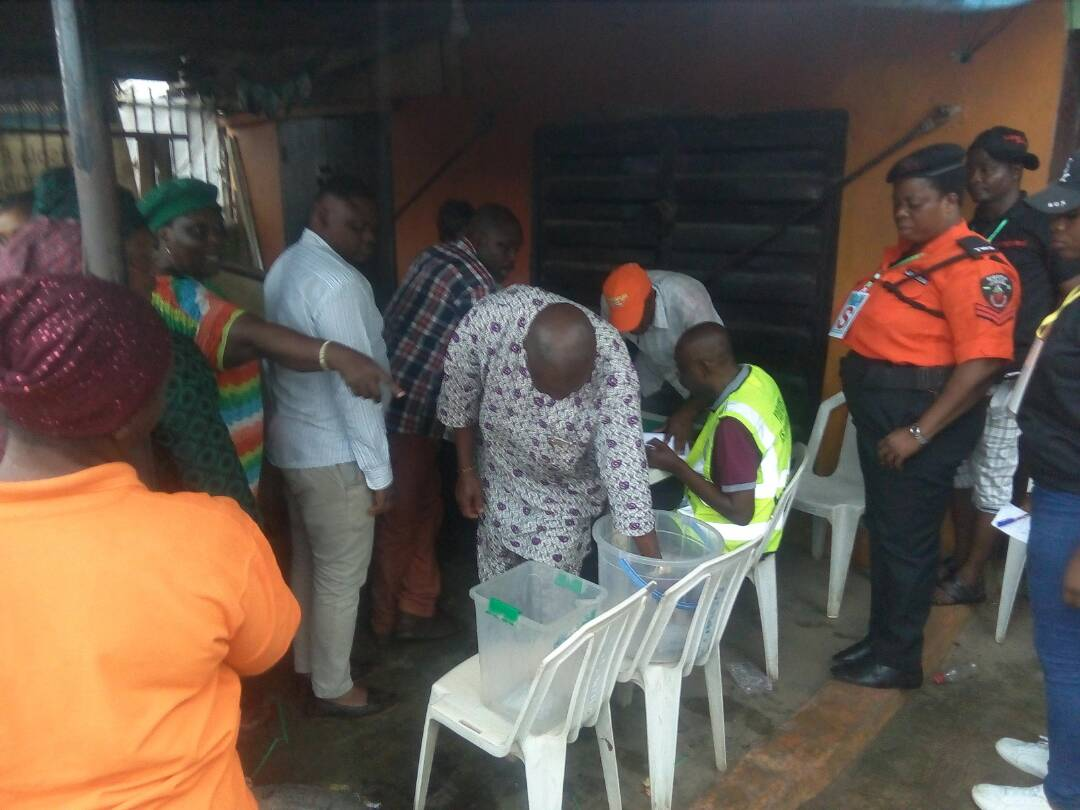 Image result for #LagosCouncilElections TVC News