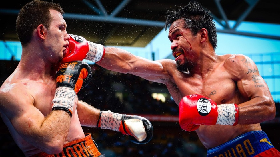 Boxing : WBO confirms Horn's win over Pacquiao
